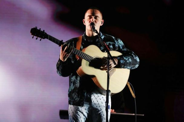 Dermot Kennedy, pictured here at Electric Picnic 2019, collaborated with Paul Mescal for the \'Some Summer Night\' live stream concert.
