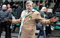 Mark Hamill to headline Irish Americans for Biden Virtual Rally