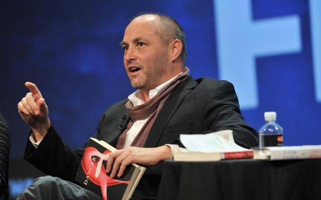 Colum McCann is the only Irish author on the esteemed longlist.