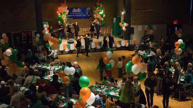 A 2018 Sober St. Patrick\'s Day event.