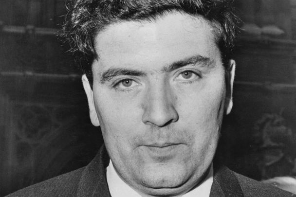John Hume, pictured here in January 1969.