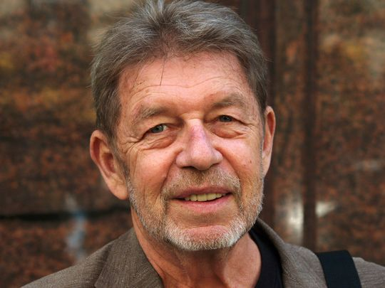 The late great Irish American author, Pete Hamill.