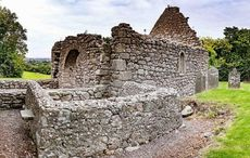 Concerns over future of 6th century Irish church as Government shirks responsibility