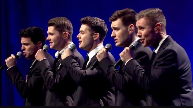 Celtic Thunder are extremely popular in the United States.