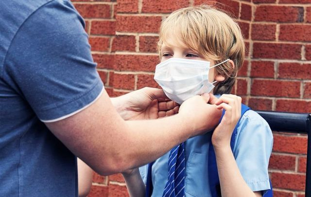 Face masks will be required for all of Ireland\'s post-primary staff and students.