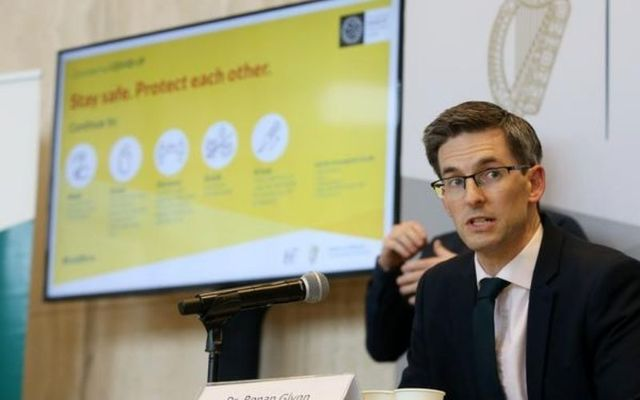 Acting Chief Medical Officer Dr. Ronan Glynn confirmed 174 new cases of the virus on Saturday.
