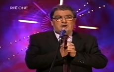 """WATCH: When John Hume sang """"Danny Boy"""" on The Late Late"""
