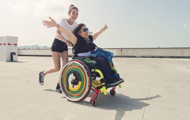 Have you had experiences navigating Ireland with a wheelchair?