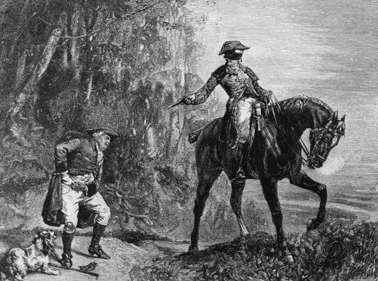 Francis McHugh or 'Black Francis': A gentleman highwayman and folk hero of Ulster.