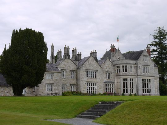 ""\""""The journey starts and finishes in the grounds of Lough Rynn Castle, a place that encapsulates the ebb and flow of Ireland's history.""""""540|405|?|en|2|84e0ee79df20789b370f02add038def7|False|UNLIKELY|0.30259448289871216