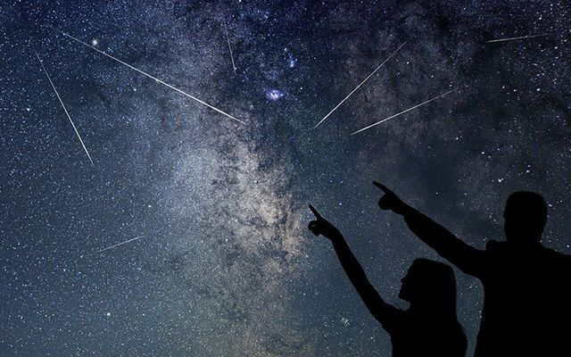 Look up! The Perseid a massive shooting star display will be visible from Ireland on Aug 11 and 12.