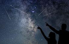 Massive shooting star display visible above Ireland tonight and tomorrow
