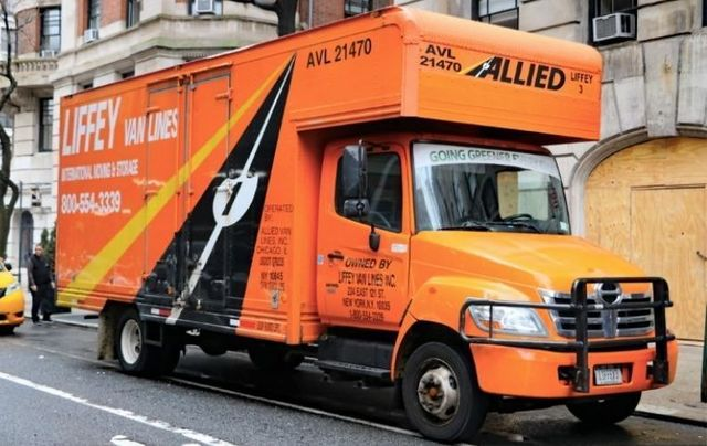 """Liffey Van Lines is \""""flat out\"""" according to its Irish owner."""