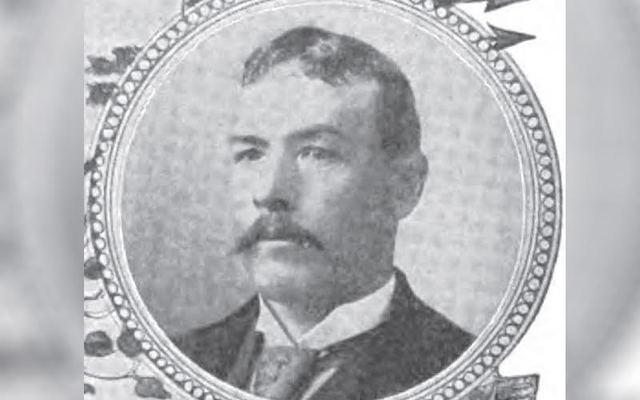 US military hero Jeremiah J. Murphy.