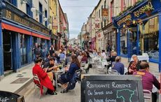 Dublin needs to follow Cork's example and implement outdoor dining on pedestrianized streets