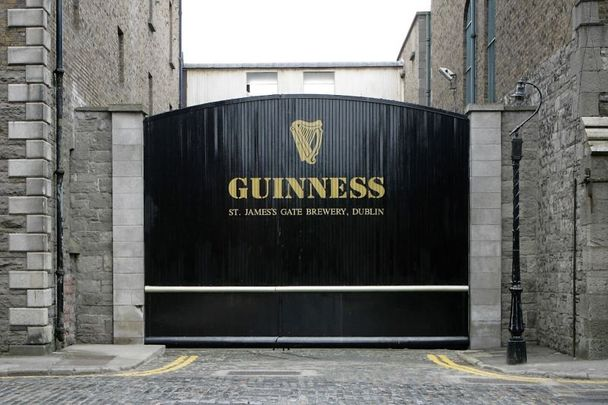 The Guinness Storehouse has been reducing its emissions in line with Diageo\'s sustainability goals.