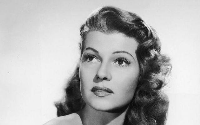 Rita Hayworth\'s uncle Vinton returned the letter to Ireland in 1963.