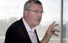 Irish tourism chairman resigns after traveling abroad