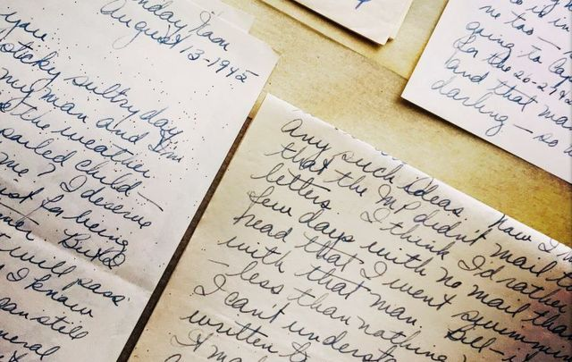 Dr. Frank Murray wrote to his sweetheart Eileen O\'Kane using the Irish language while in PoW camps in Japan