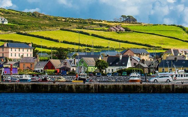 "Dingle, County Kerry: ""I love to walk the roads he and my grandparents and their parents walked conscious of the power of the home place even generations later.\"""