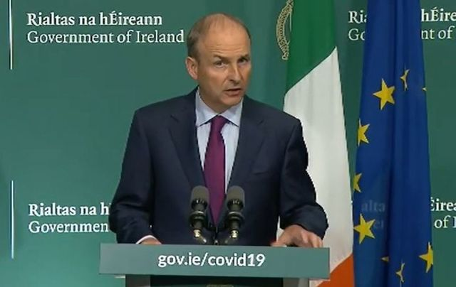 Taoiseach Micheal Martin announced on August 18 that coronavirus restrictions will be ramped up through at least September 13.