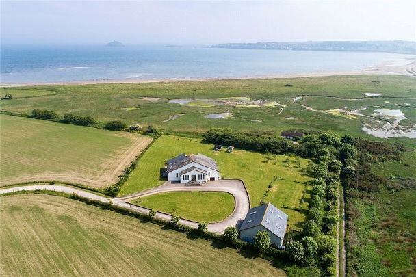 An aerial view of the home in Midleton, Co Cork. (Sherry FitzGerald Midleton)