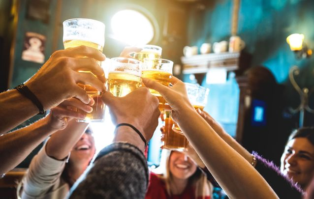 Slainte! What\'s your favorite tipple? We\'ve found out IrishCentral reader\'s favorite drinks.