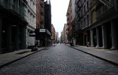 New York in the era of Donald Trump is an empty, eerie ghost town