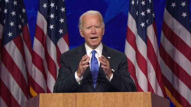 Joe Biden is officially running for the 2020 elections at the Democrats Presidential candidate.