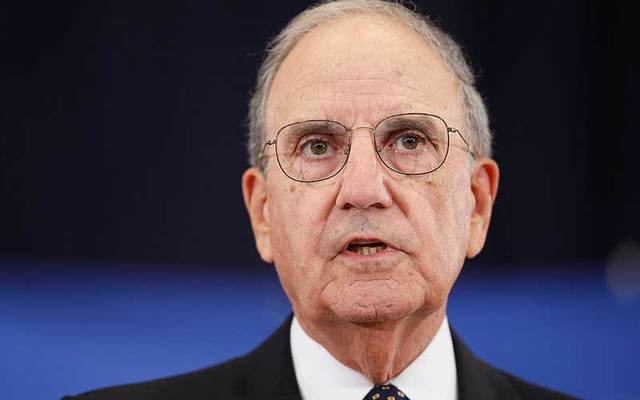 Former Senator George Mitchell is reportedly being treated for leukemia.
