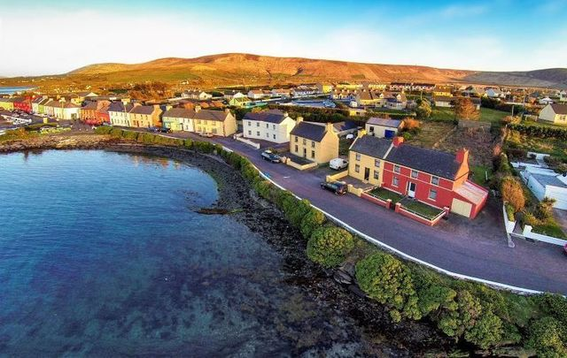 Portmagee in Co Kerry - we wouldn\'t mind a stay here!