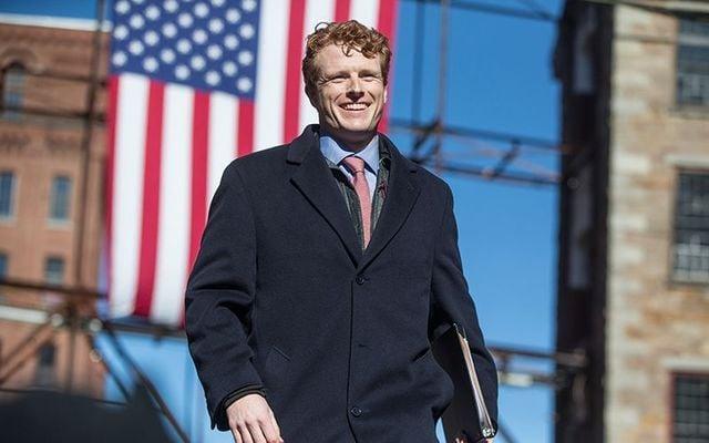 Congressman Joseph Kennedy III.