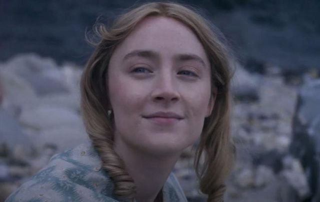 "Saoirse Ronan stars alongside Kate Winslet in ""Ammonite.\"""