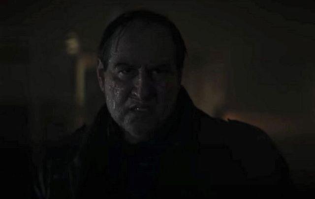 "Colin Farrell as Penguin in the teaser trailer for \""The Batman.\"""