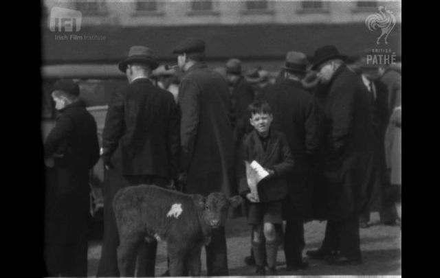 A look at Belfast in the 1920s, courtesy of the Irish Film Institute.
