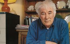 "Seamus Heaney's ""hope and history,"" Ireland's favorite poet's vision of the world"