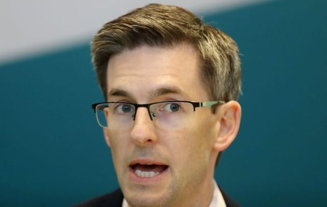August 27, 2020: Ireland\'s acting Chief Medical Officer Dr. Ronan Glynn.