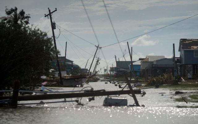 Hurricane Laura has caused devastation across Louisiana.
