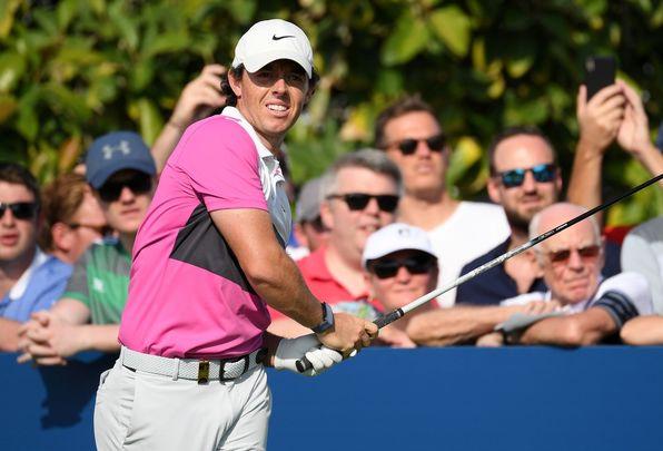 Irish golfing champ, Rory McIlroy.