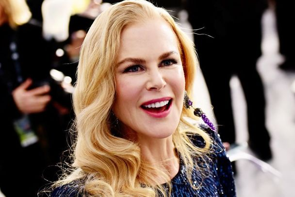 Nicole Kidman, pictured here at the Screen ActorsGuild Awards at The Shrine Auditorium on January 19, 2020 in Los Angeles, California.