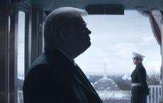 Brendan Gleeson shows us Trump as mafia don in The Comey Rule