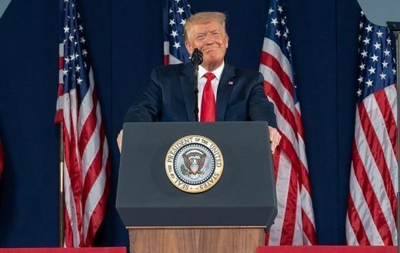 Donald Trump admitted that he downplayed the threat of the virus, prompting criticism from Irish-American politicians.