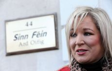 """WATCH: Michelle O'Neill admits she """"regrets"""" Bobby Storey funeral controversy"""