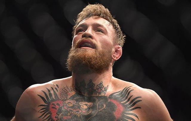 Irish UFC star Conor McGregor