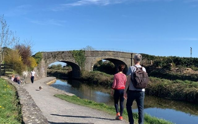 The new 165 km trail spans between Roscommon and Dublin.