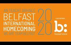 We Are Team Belfast: City's call to global Irish family