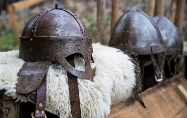 Irish Vikings are thought to have arrived from Norway.
