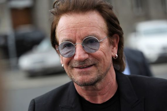 U2 frontman Bono is among hundreds of Irish artists calling for increased support for the live entertainment industry.