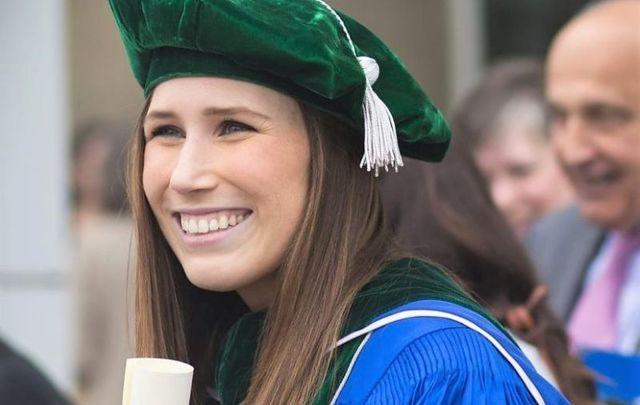Dr. Adeline Fagan passed away on September 19.