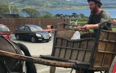 The hero's journey: Evoking Ireland's mystic heritage brings light to dark days
